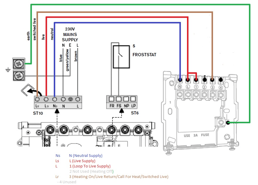 simple home electrical wiring diagrams what is a circuit diagram hive installation - worcester 38cdi current salus   diynot forums