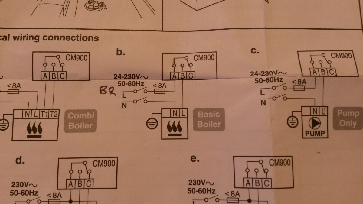 room stat wiring diagram 220 plug honeywell cm907 'stat swap out | diynot forums