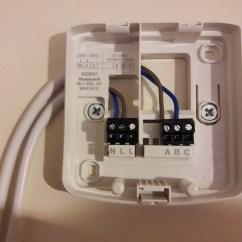 Honeywell Junction Box Wiring Diagram Jcb Alternator Bdr91 On A Biasi Boiler Diynot Forums
