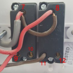 Wiring Diagram For Dimmer Switch Uk Brake Light Double | Diynot Forums