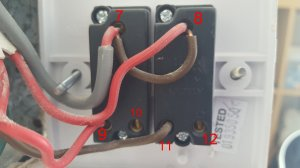 Double dimmer switch   DIYnot Forums