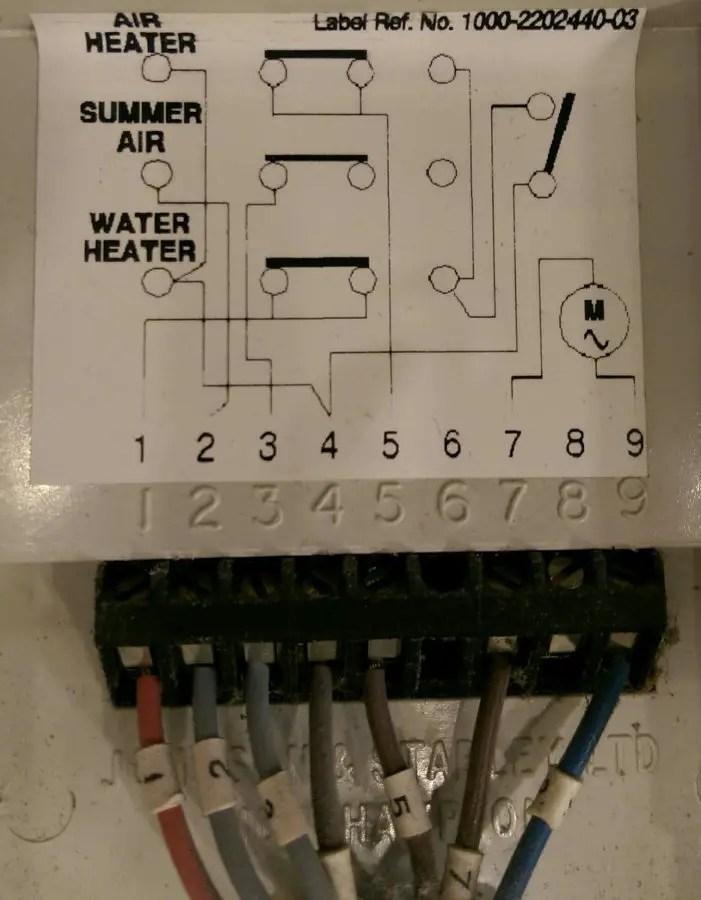 Wiring A Danfoss Thermostat