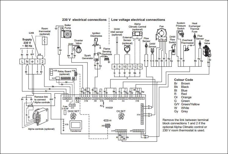 Boiler Controls Wiring Diagrams Surge Problems Boiler