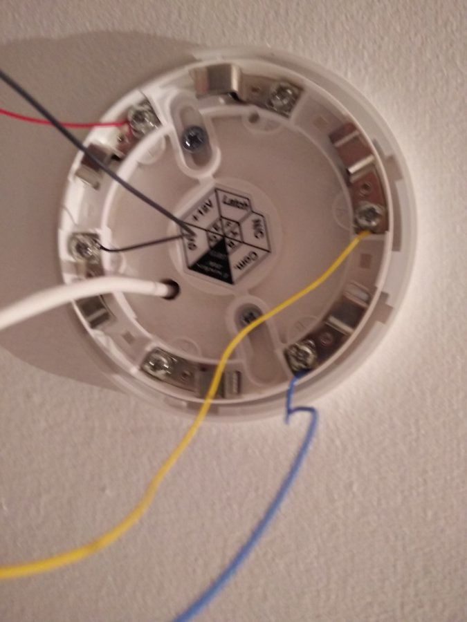 Wiring Diagram Smoke Alarm Wiring Diagram Brk Electronics Smoke Alarm