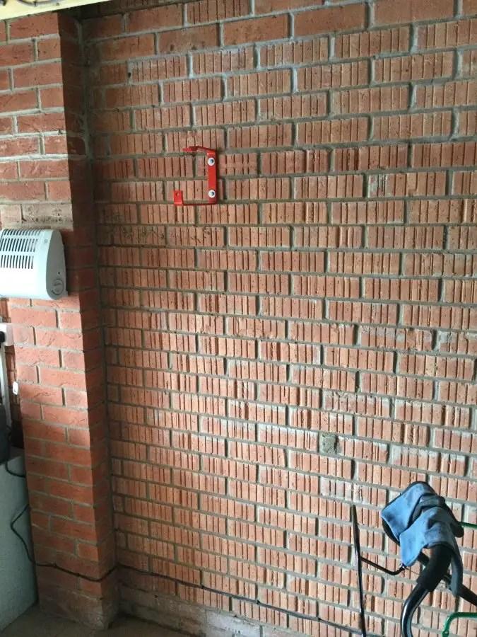 New Door Into Single Skin Brick Garage Diynot Forums