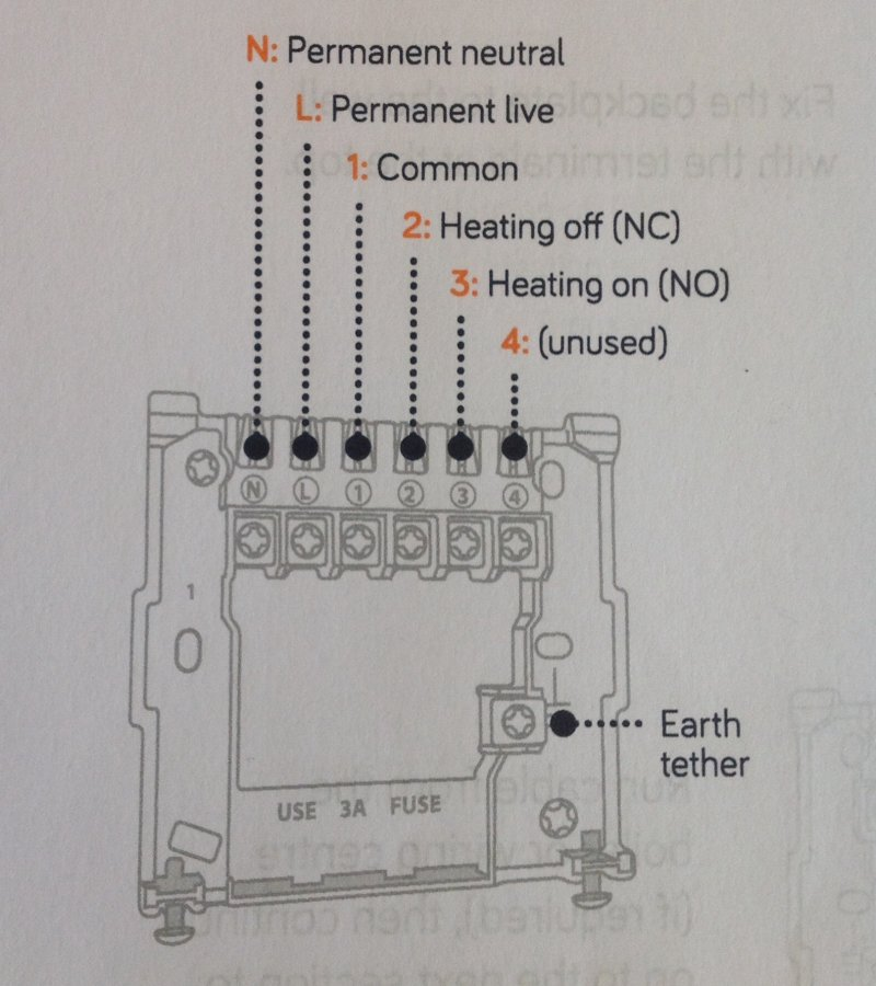 Thermostat Wiring Diagrams On 7 Wire Water Furnace Thermostat Wiring