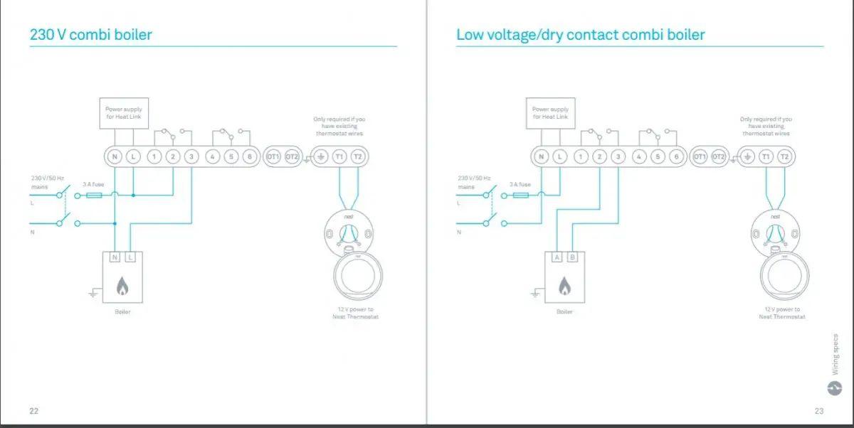 nest wiring diagram 3rd generation