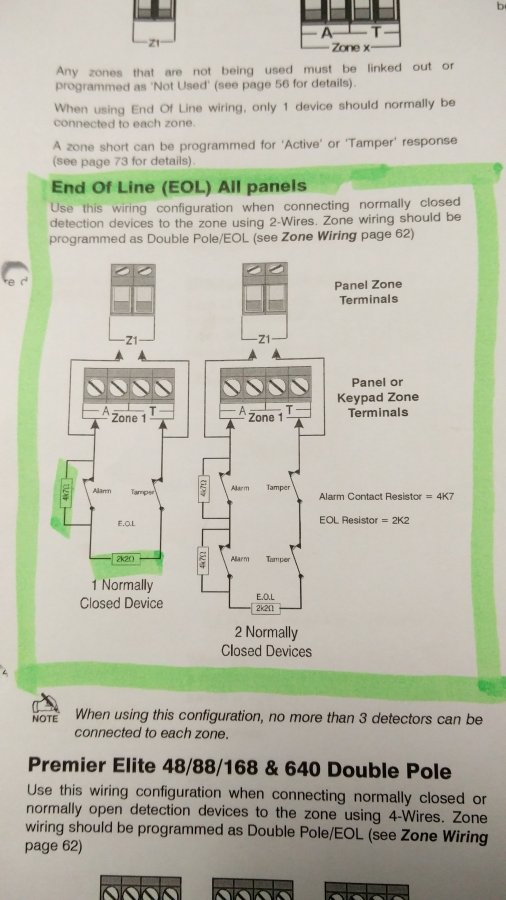 Texecom Panel Wiring Diagram