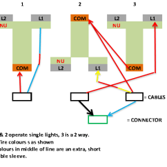 5 Way Light Switch Wiring Diagram Asco Cata 918 3 Gang 2 Diynot Forums