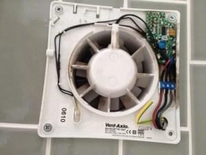 Bathroom Extractor fan wiring  Ventaxia   DIYnot Forums