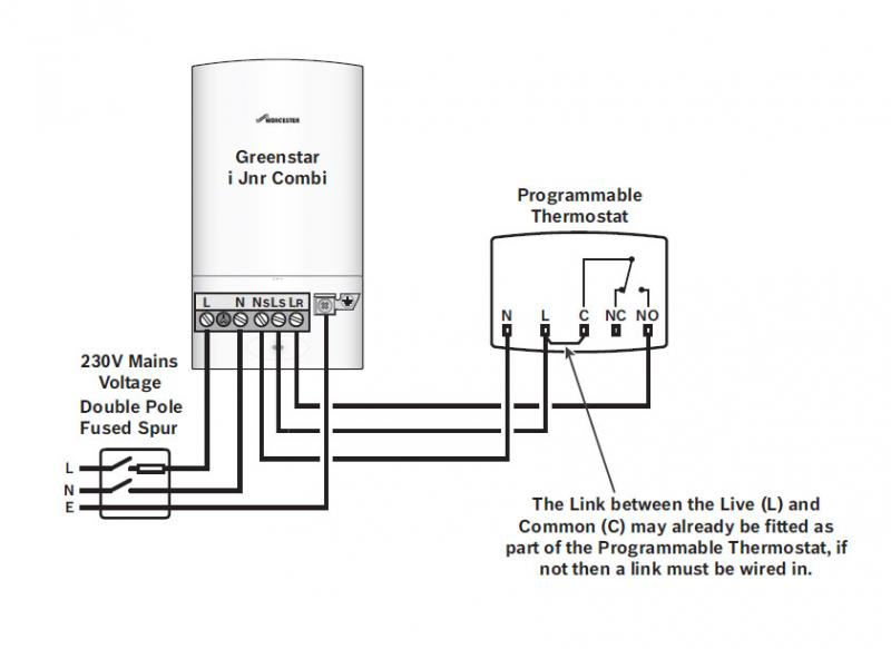 2 Channel Thermostat To Combi Boiler DIYnot Forums