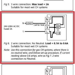 5 Wire Thermostat Diagram Crx Wiring Replacing A Drayton Combi-stat Rts8 With Horstmann Hrt4-zw | Diynot Forums