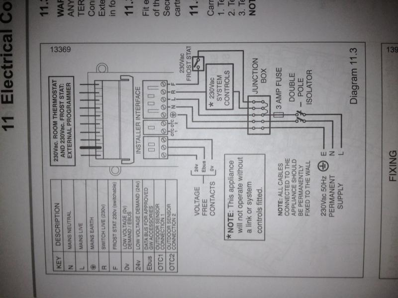 Wiring Diagram For Central Heating System Diynot Diy And Home