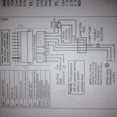 Electrical Wiring Diagram For A House Labeled Leaf Structure Can I Rewire My Boiler To Use 3 Wire Thermostat? | Diynot Forums
