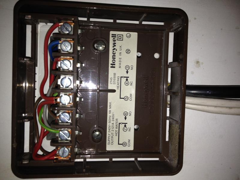 Central Heating Room Thermostat Wiring Problem Diybanter