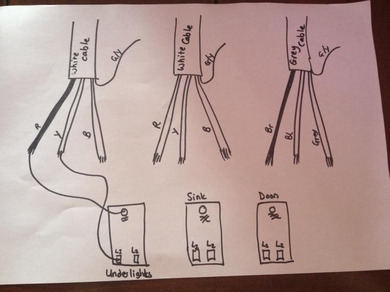 Light Switch Wiring Diagram On Way Light Switch Diagram