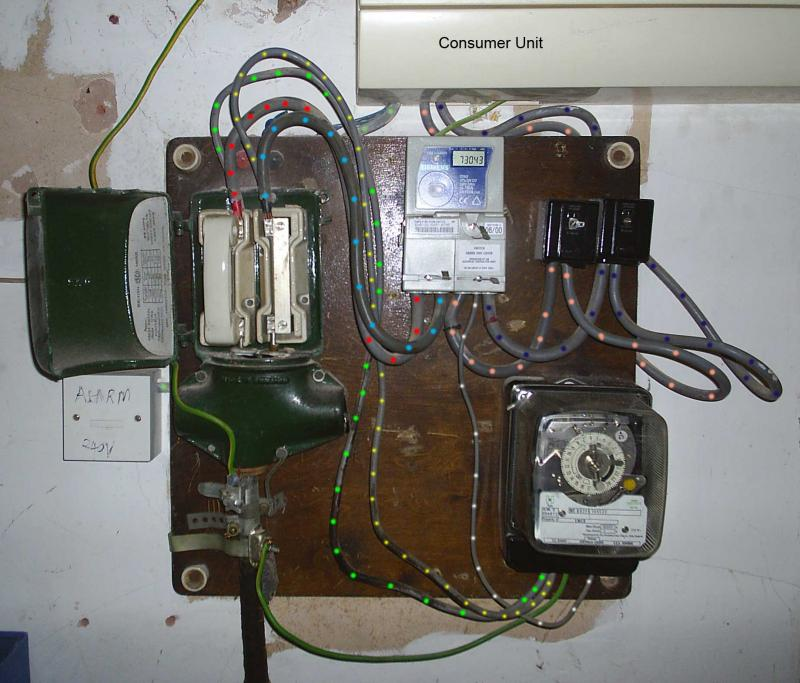 3 Phase Electric Panel Wiring Diagram Understanding My Electricity Main Board Diynot Forums