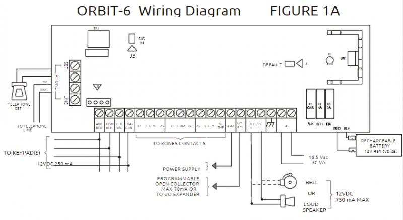 bell wiring diagram 3