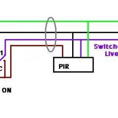 Two Way Switch Wiring Diagram For Lights Leeson Gear Motor Parts Steinel Pir Floodlight Question | Diynot Forums