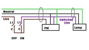 Switch live PIR | DIYnot Forums