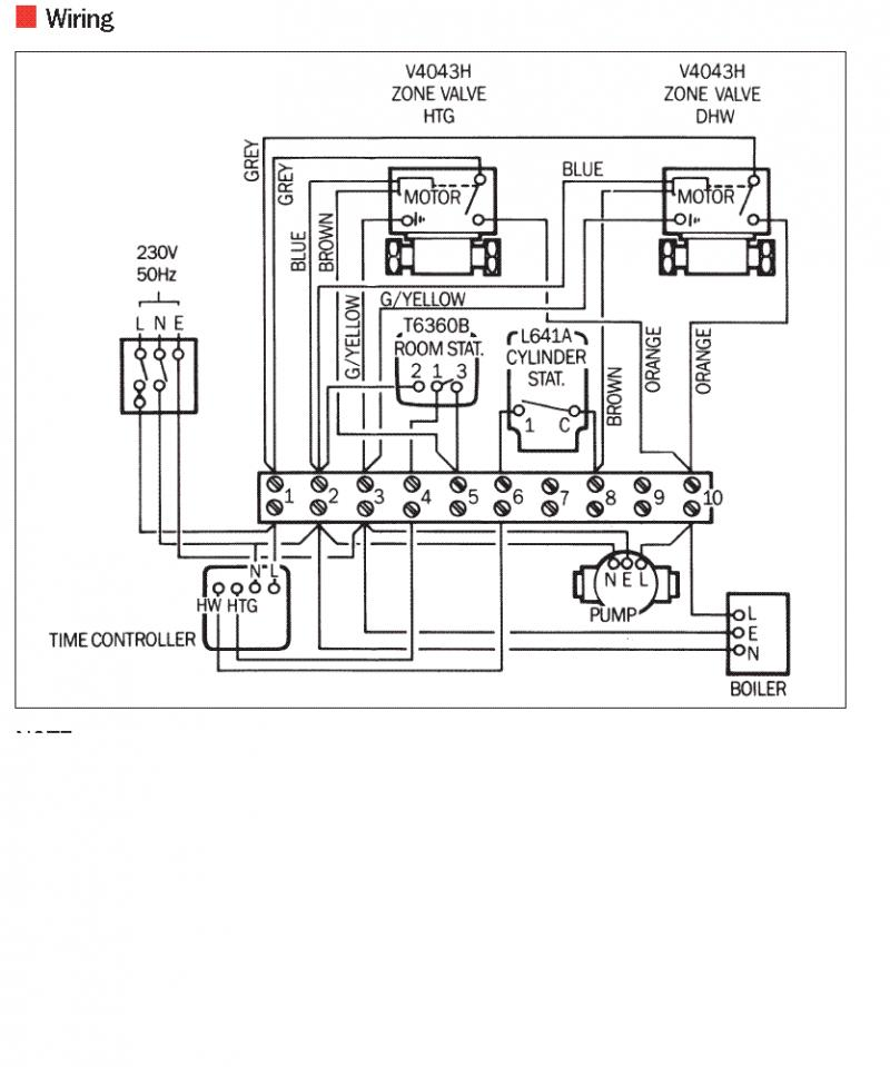 central heating s plan wiring diagram home electrical diagrams australia for system | diynot forums