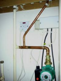 Air Stuck, Vent pipe blocked? | DIYnot Forums