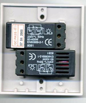 Wiring A Double dimmer switch | DIYnot Forums