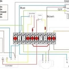 S Plan Wiring Diagram System Boiler 1992 Mazda B2200 Alternator Baxi Overheating!? | Diynot Forums