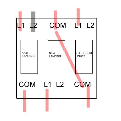 2 gang way light switch wiring diagram hpm 770 3 -wish to change target | diynot forums