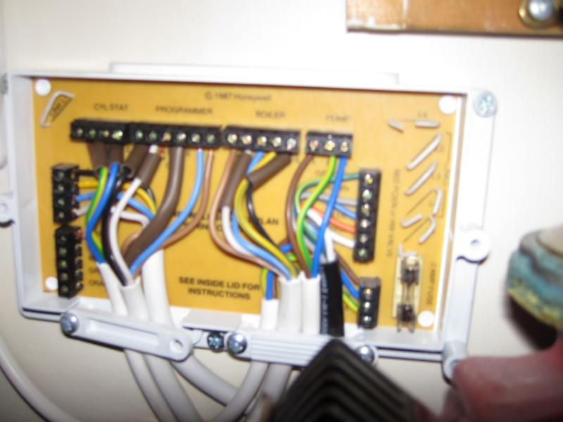 central heating wiring diagram 1986 ez go golf cart ideal icos he18 | diynot forums