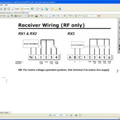 Central Heating Programmer Wiring Diagram 1998 Toyota 4runner Trailer Rf Room Stat - Couple Of Questions   Diynot Forums