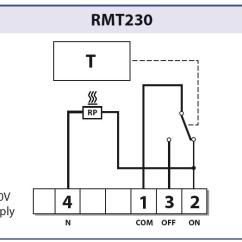 Wiring Diagram Thermostat Honeywell 12 Volt 2 Wire 3 No Volts Room Thermostats Please Help Diynot Forums