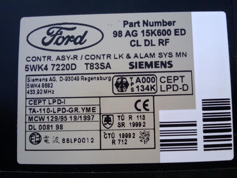 ford focus wiring diagram cause and effect tree central locking | page 2 diynot forums