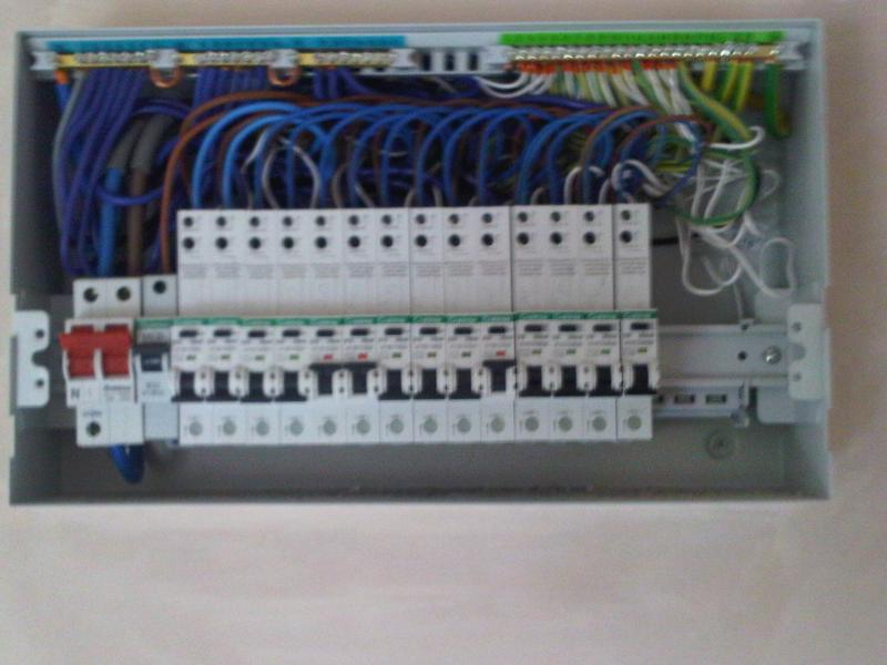 Consumer unit preference  DIYnot Forums