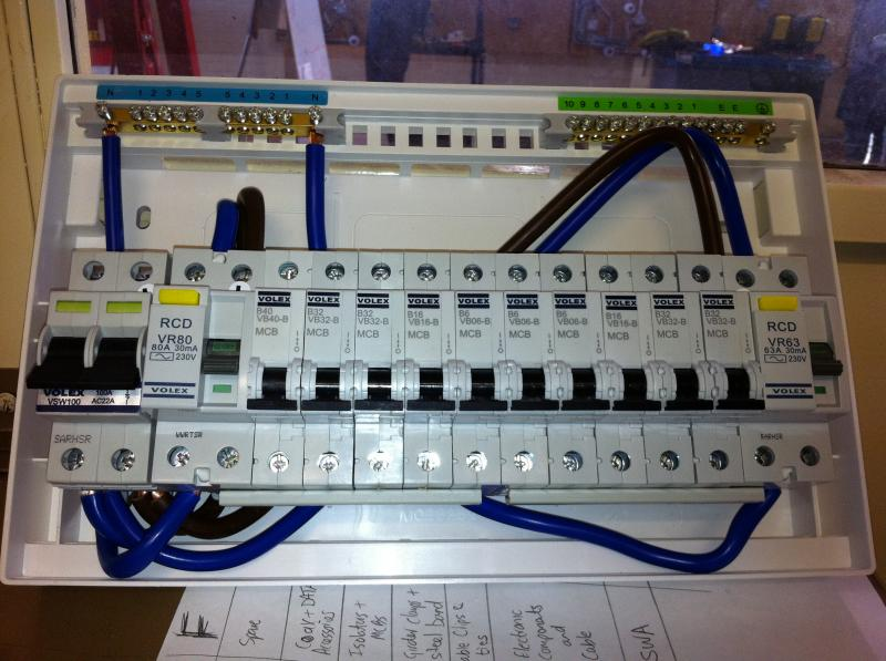 Wiring Diagram Dual Rcd Consumer Unit