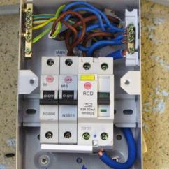 Wiring A Garage Consumer Unit Diagram 2002 Hyundai Accent Belt Untitled | Diynot Forums