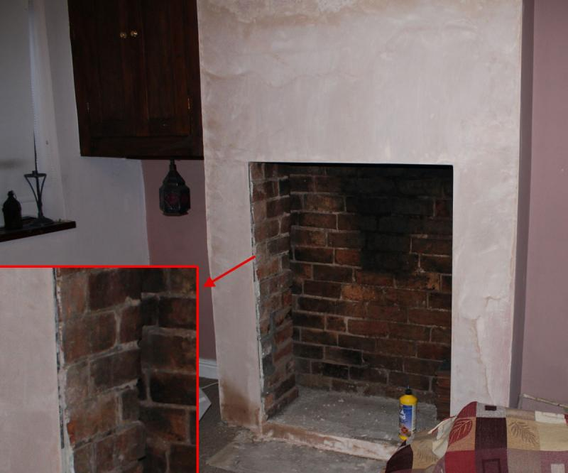 Lime Render for Inside Of Chimney Breast  DIYnot Forums