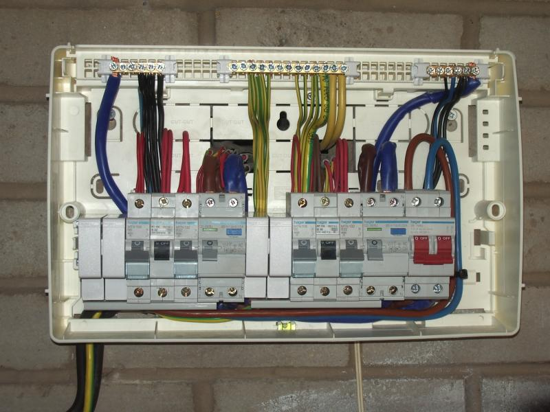 wylex consumer unit wiring diagram boat trailer lights 34 images full pic request mk sentry with rcbo s diynot forums