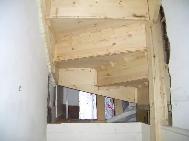 Plasterboarding underside of stairs  DIYnot Forums