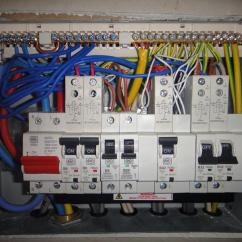 Electric Oven Wiring Diagram Jdm 2jz Gte How Does My Diy Effort At A Consumer Unit Look? | Diynot Forums