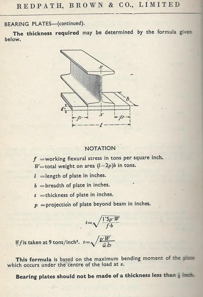 Loft Steel bearing  DIYnot Forums