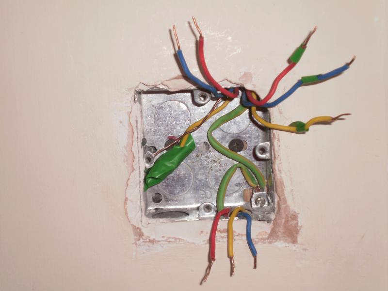 Wiring Up A 2 Gang Way Light Switch