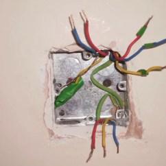 3 Gang Switch Wiring Diagram Uk Whirlpool Dryer Heating Element Landing And Bathroom Light | Diynot Forums