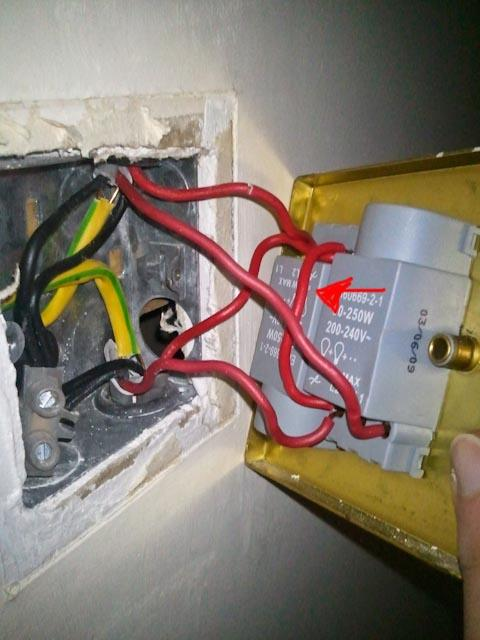 single gang two way light switch wiring diagram for kenmore dryer model 110 replacing double dimmer with switch. bridge wire? | diynot forums