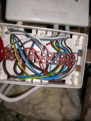 Installing Honeywell DT92E into Danfoss WB12 wiring box   DIYnot Forums