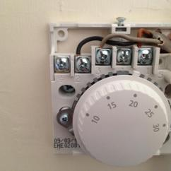 Room Thermostat Wiring Diagram Honeywell Activity On Arrow Network Dt90e Help | Diynot Forums
