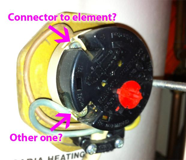 Heater Thermostat Wiring Diagram Furthermore Immersion Heater Wiring