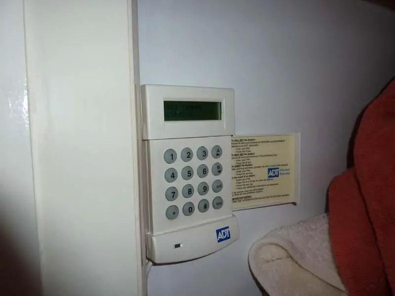 Diy Home Security Alarm