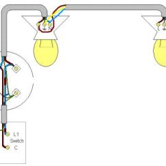 Two Way Switch Wiring Diagram For Lights 6 5 Onan Generator Single Switched Light To 2 + Adding Another | Diynot Forums