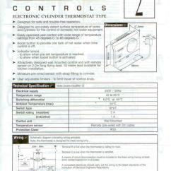 Central Heating Wiring Diagram Bell Satellite Installing And A Potterton Ptt2 Cylinder Thermostat | Diynot Forums